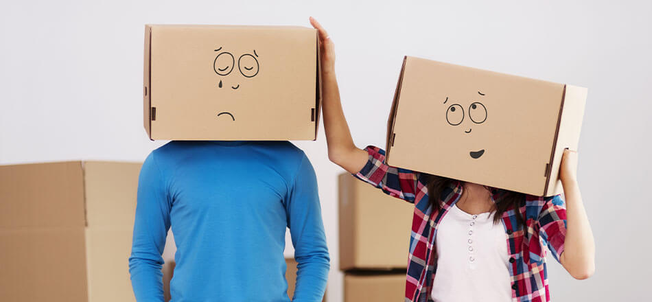 7 Ways To Cope With Moving Stress