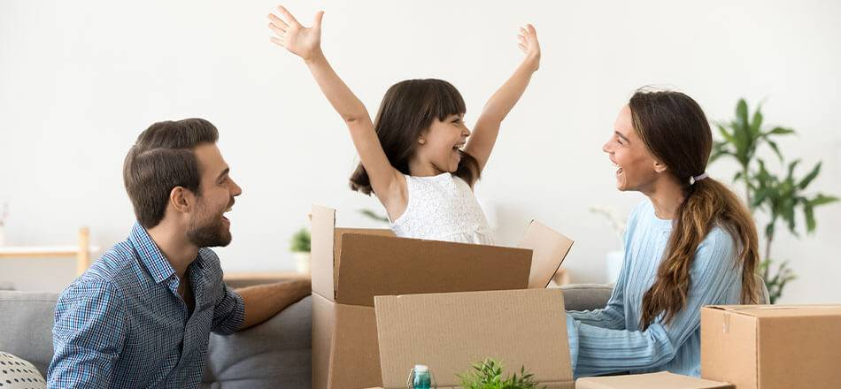 How To Get Your Kids Excited For A Long-Distance Move