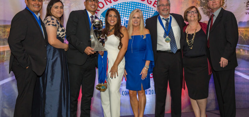 12 Time Winners: Ward North American Clinches 2019 northAmerican® Van Lines Agent of the Year Award