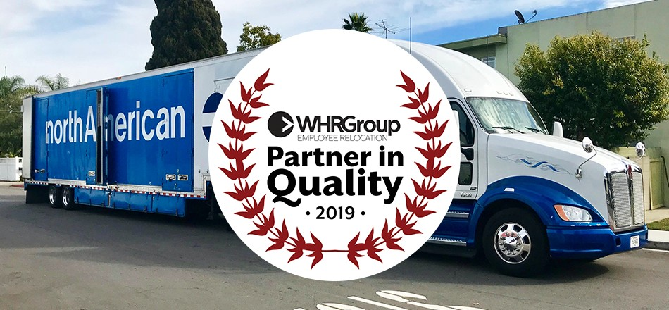 Ward North American Receives 2019 Partner in Quality Award from WHR Group