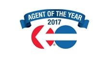 Agent of the Year 2017 logo