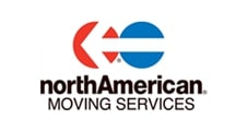 northAmerican Moving Services logo